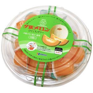 凍らせても美味しい!北海道銘菓 シャーベリアス夕張メロン(21g×18個入り) hokkaido-loco