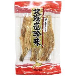 北海道珍味 開き氷下魚(コマイ)100g|hokkaido-loco