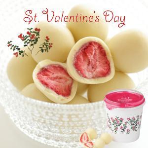六花亭 バレンタイン限定 ストロベリーチョコホワイト