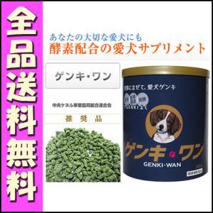 玄米・胚芽表皮・発酵 玄米酵素 ゲンキ・ワン 300g 【愛...