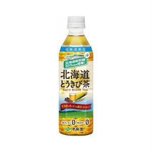 お茶 ドリンク 伊藤園 北海道 お土産 とうきび茶 500ml お取り寄せ プレゼント 贈り物|hokkaido-shinhakken