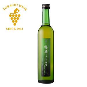 北海道産の梅をブランデーの原酒に漬け込み、フレンチオーク樽で熟成させました。