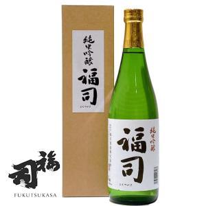 日本酒 清酒 お酒 北海道 お土産 福司酒造 純米吟醸 720ml お取り寄せ プレゼント 贈り物|hokkaido-shinhakken