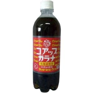 ドリンク 炭酸飲料 コアップ 北海道 お土産 ガラナ 500ml ジュース お取り寄せ プレゼント 贈り物 北海道 応援 ギフト hokkaido-shinhakken