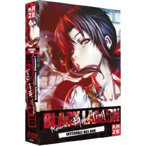 ブラックラグーン / BLACK LAGOON Roberta's Blood Trail 3期(O...