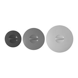 IKEA/イケア KLOCKREN:シリコンゴム多機能ふた3点セット(303.378.35)