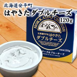ポイント消化  はやきた 夢民舎 ダブルチーズ クリームチーズ&ブルーチーズ 北海道 お土産|hokkaidogb