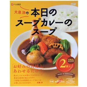 クリスマス ポイント消化 大泉洋の 本日のスープカレーのスープ 北海道 お土産|hokkaidogb