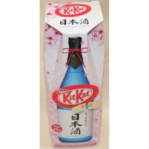 KitKat 日本酒 北海道お土産ギフト(一般的な日本酒ではありません) dk-2dk-3 常温発送