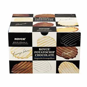 ロイズ ROYCE ポテトチップチョコレート[オリジナル&フロマージュブラン]ロイズの正規取扱店舗(dk-2 dk-3)|hokkaidomiyage