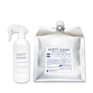 品名:スコットクリーン3.5L 成分:次亜塩素酸水250PPM 内容物:スコットクリーン3L+蓄圧式...