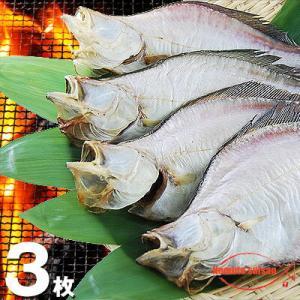 北海道(広尾産)宗八がれい 一夜干し 大サイズ 3枚|hokkeya