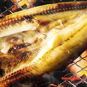 脂のり最高 しまほっけ 超特大サイズ 1枚 (1枚550g以上) /干物/ホッケ/|hokkeya