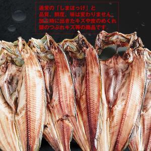 送料無料 脂のり最高 訳あり 縞ほっけ 5枚〜7枚 合計約2.5Kg前後 /干物/ホッケ/|hokkeya|03