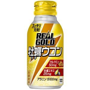 リアルゴールド 牡蠣ウコン 100mlボトル缶×6本