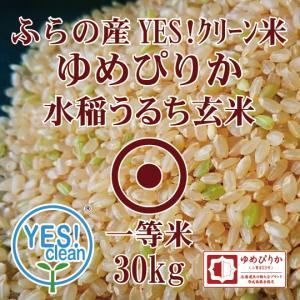 YES!クリーン米 北海道 ふらの産 ゆめぴりか 送料無料 ...