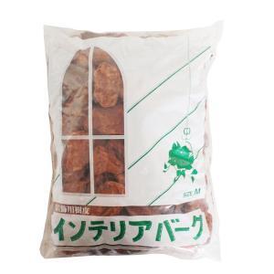 培養土 装飾用土 インテリアバーク 6L M|hokuetsunoji-shop