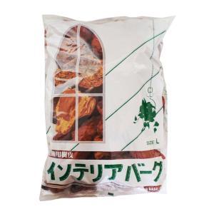 培養土 装飾用土 インテリアバーク 6L L|hokuetsunoji-shop
