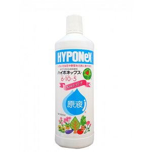 肥料 液肥 ハイポネックス原液 800ml×20本入|hokuetsunoji-shop