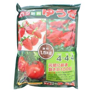 肥料 元肥 ゆうき レバートルフ 1.5kg |hokuetsunoji-shop