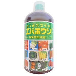 肥料 液肥 エバホウソAエキス 1200cc|hokuetsunoji-shop