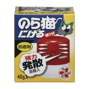 犬猫忌避剤 のら猫にげる 練り状 住友化学園芸 40g|hokuetsunoji-shop