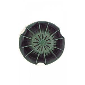 バラ鉢 リッチェル 6号 ダークグリーンの詳細画像2