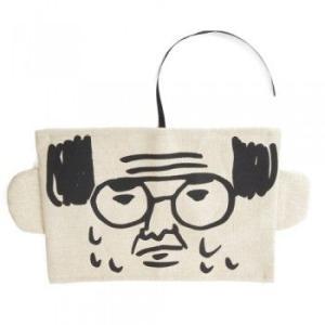 おっさんブックカバー(1271)【ブックカバー・景品・贈呈・プレゼント・イベント・グッズ・販売】|hokulea