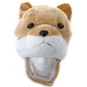 アニマルハット・しば犬(いぬ)(362082)|hokulea
