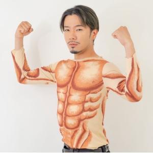 筋肉マンシャツ(7309)|hokulea