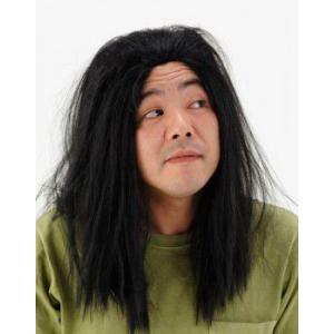 ボサボサ長髪かつら(5324)|hokulea