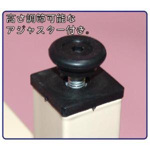 代引不可 折り畳みプラベンチ AZ-PFB1500 送料込み hokulea 04