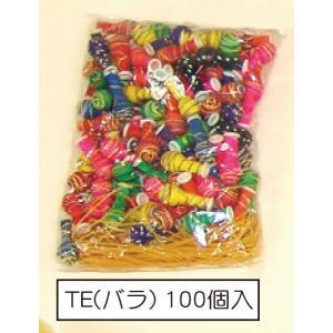 水ヨーヨー風船100ヶゴム紐付TEとら袋(バラ) hokulea