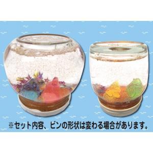 スノードーム作り 瓶48ヶ1パック【手作り工作キット】|hokulea