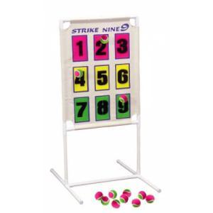 ストライクナイン【簡易型】ピッチングゲーム。|hokulea