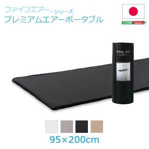 日本製 ファインエアー〔R〕シリーズ プレミアムエアー〔ポータブル95cm幅〕|hokuo-lukit