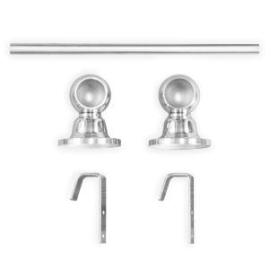 【カスタムラダー用】ロフトはしご金具収納セット 梯子 ハシゴ 階段 ベッド|hokuo-no-mori