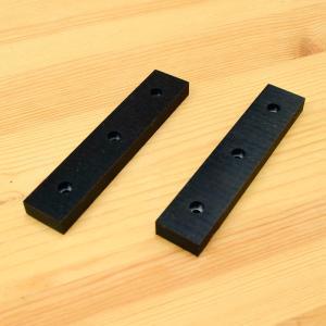【カスタムラダー用】ロフトはしごゴム足(2個入) 梯子 ハシゴ 階段 ベッド|hokuo-no-mori