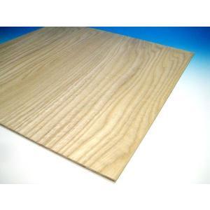 栓ベニヤ(片面製品) 厚さ4mmx巾1220mmx長さ2430mm(5.66kg)(DIY 木材 広葉樹合板) hokurei