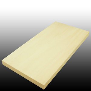 シナランバー(DIY 板 棚板)4面木口処理済み板 厚さ30mmx巾530mmx長さ530mm(3.49kg)安心のフォースター(端材 テーブル天板)|hokurei