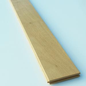 ■メライナーフローリング(Aグレード品)      厚さ15mmx巾90mmx長さ1820mm(1.2kg)(DIY エッジテープ 木口仕上 白)|hokurei