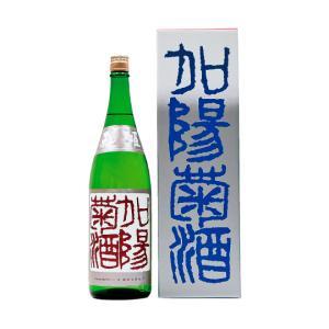 ギフト 白山・菊姫合資会社 菊姫 加陽菊酒 720ml 石川地酒 日本酒 送料別