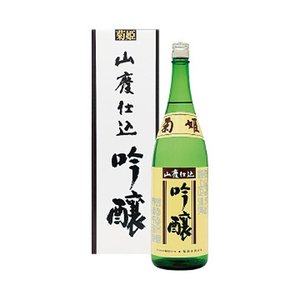 ギフト 白山・菊姫合資会社 菊姫 山廃仕込吟醸 石川地酒 日本酒 送料別