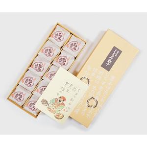 《金沢・柴舟小出》くるみ最中10個入 金沢銘菓 和菓子 ギフト 母の日 送料別