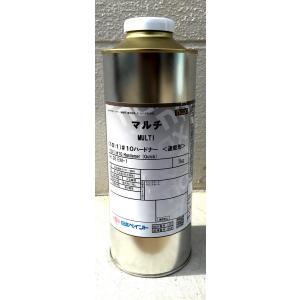 日本ペイント マルチ10:1ハードナー速乾形 1kg
