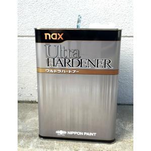 naxウルトラハードナー各種 3.6kg 日本ペイント