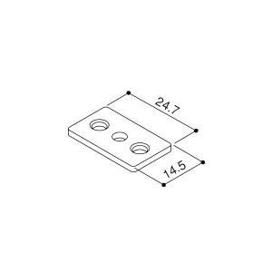 YKKAPエクステリア部品 裏板(HHK1-0596H)|hokusei2
