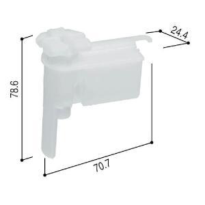 (ゆうパケット(メール便)対応)YKKAP交換用部品 上戸車(HH-K-38301)|hokusei
