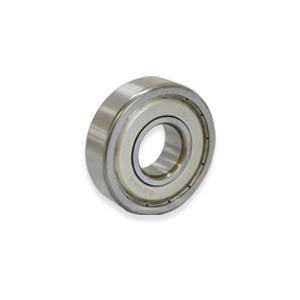 ベアリング 単列深溝玉軸受 6302ZZ シールド形 C&U|hokusho-shouji