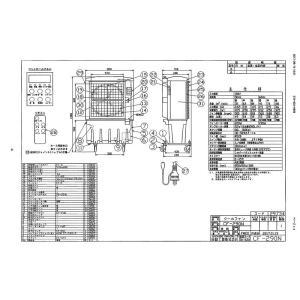 クールファン 冷却エレメント CF-290N用 アクセサリ 日動工業|hokusho-shouji|03
